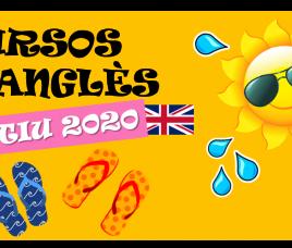 Anglès a l'estiu per a tothom!