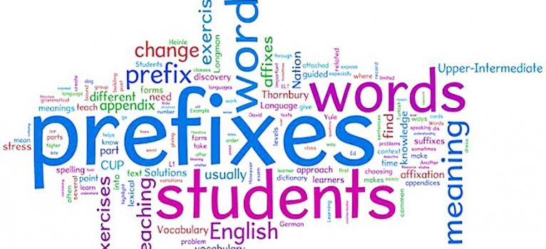 12 Prefixos comuns i el seu significat