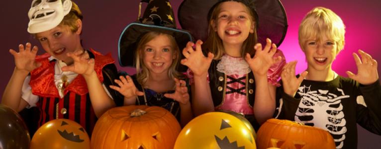 Una historia de Halloween